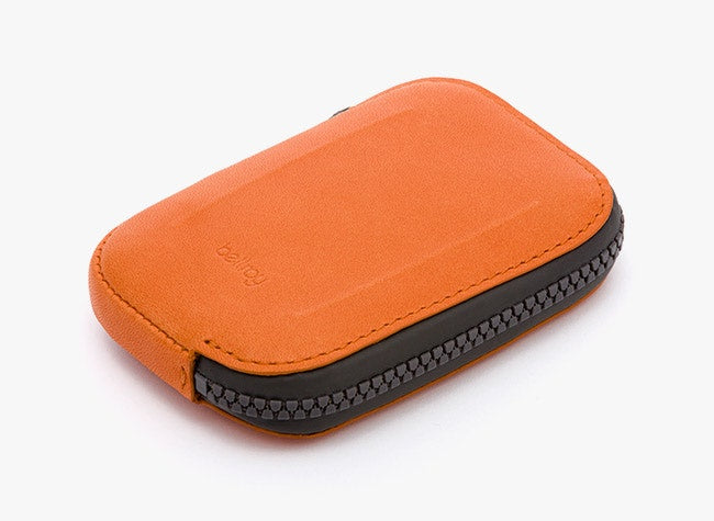 Bellroy All Conditions Wallet Singapore - Wallet Leather / Burnt Orange - the-Expedition.com