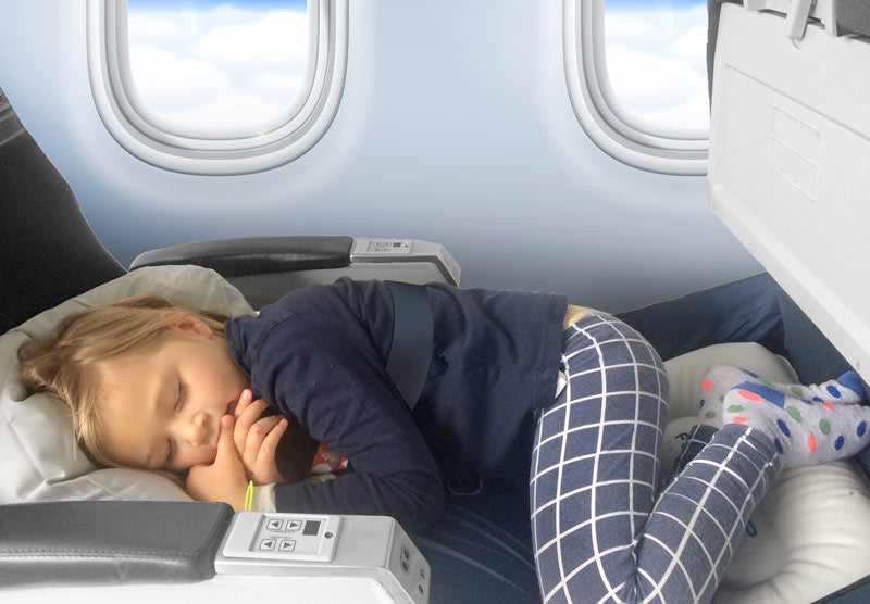 Fly LegsUp For Kids & Adults Singapore - Travel Pillow  - the-Expedition.com