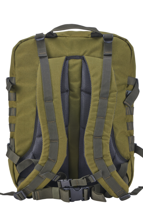 CabinZero 44L Adventure Military Singapore - Backpack  - the-Expedition.com