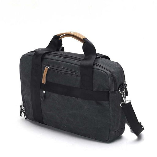 Qwstion Office Bag V2 Singapore - Sling Bag Washed Black - the-Expedition.com