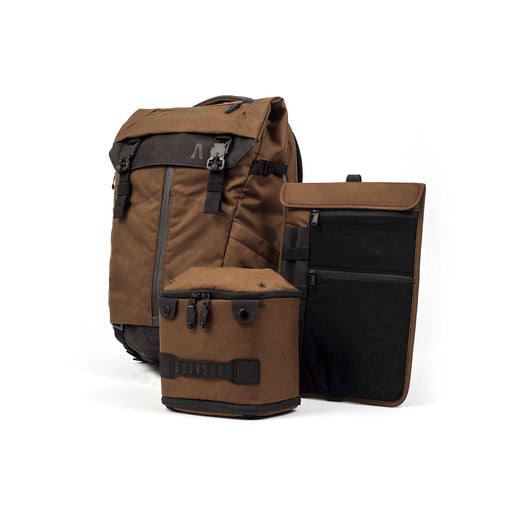 Boundary Prima System: The Ultimate Modular Pack Singapore - Backpack Mojave Tan - the-Expedition.com