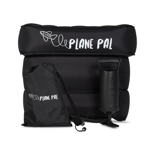 Plane Pal Travel Pillow Singapore - Travel Pillow Full Kit (Pillow + Pump + Bag) - the-Expedition.com
