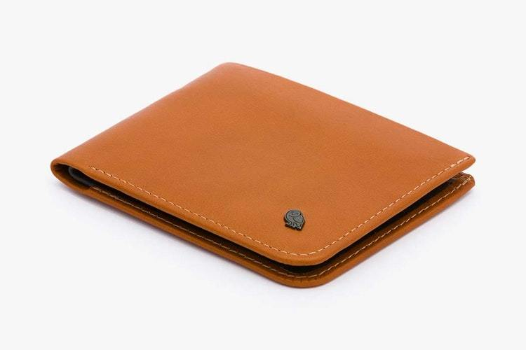 Bellroy RFID Hide And Seek Singapore - Wallet Hi / Caramel - the-Expedition.com