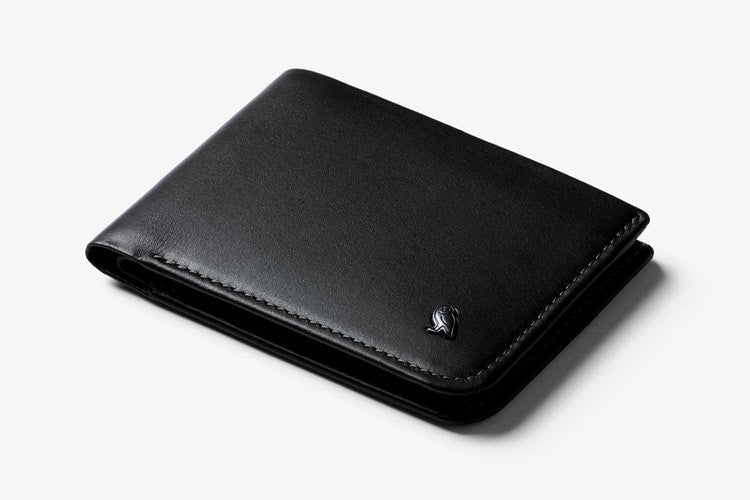 Bellroy RFID Hide And Seek Singapore - Wallet Lo / Black - the-Expedition.com