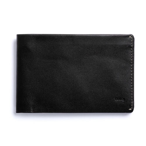 Bellroy RFID Travel Wallet Singapore - Wallet Black - the-Expedition.com