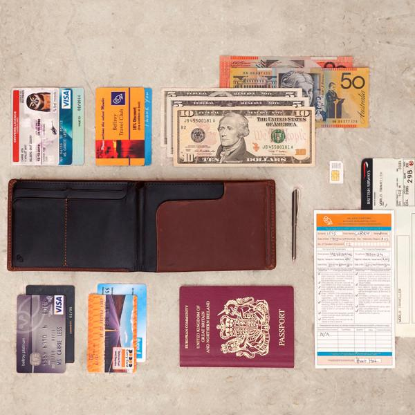 Bellroy RFID Travel Wallet Singapore - Wallet  - the-Expedition.com