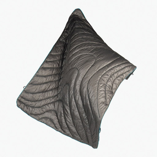 Rumpl Puffy Blanket - Charcoal Grey Singapore - Blanket  - the-Expedition.com