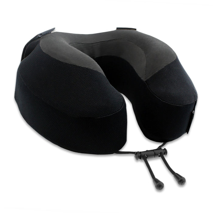 Cabeau Evolution® S3 Travel Pillow Singapore -  Jet Black - the-Expedition.com