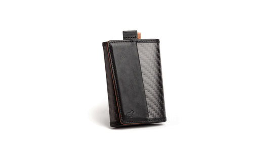 Frenchie Carbon Fiber Speed Wallet Singapore - Wallet 6 Cards - the-Expedition.com
