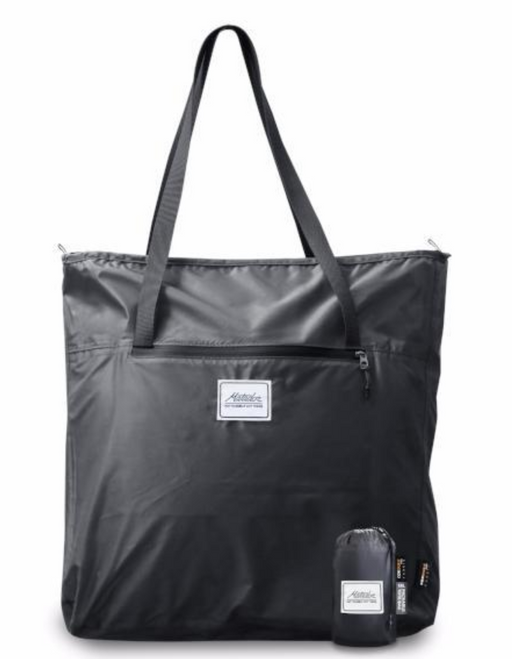 Matador Transit Tote Packable Shoulder Bag Singapore - Tote Grey - the-Expedition.com
