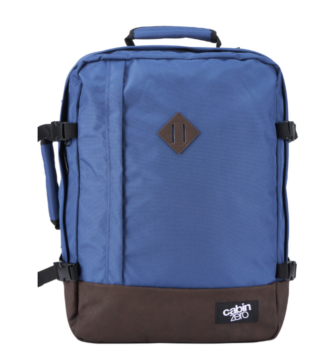 CabinZero 44L Vintage Singapore - Backpack Vintage Navy - the-Expedition.com