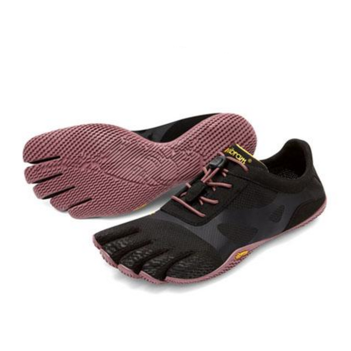 Vibram FiveFingers KSO EVO Singapore - Footwear Women Black/Rose 37 - the-Expedition.com