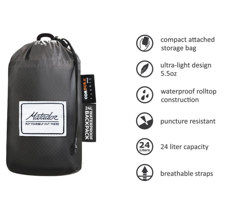 Matador Freerain24 Packable Backpack Singapore - Backpack -  the-Expedition.com 4458ce5032571