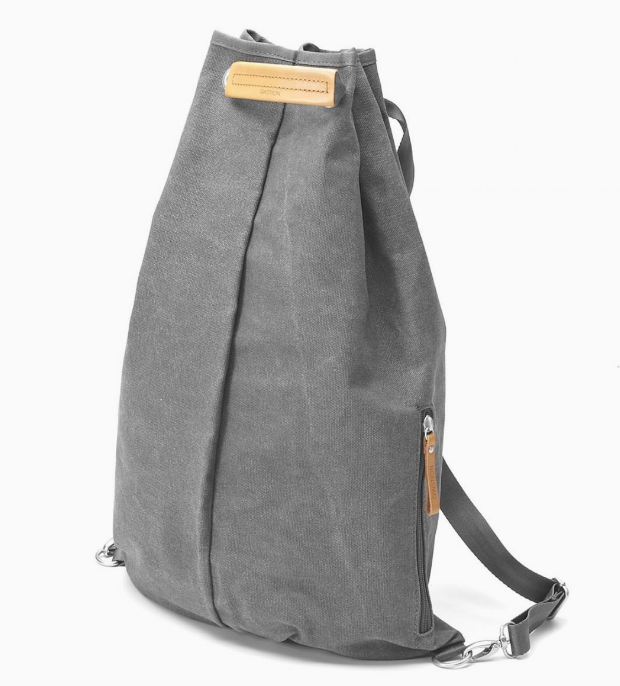 Qwstion Simple Bag V3 Singapore -  Washed Grey - the-Expedition.com