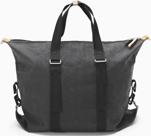 Qwstion Simple Holdall V1 Singapore -  Washed Black - the-Expedition.com