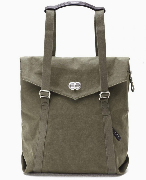 Qwstion Tote V1 Singapore - Tote Olive - the-Expedition.com