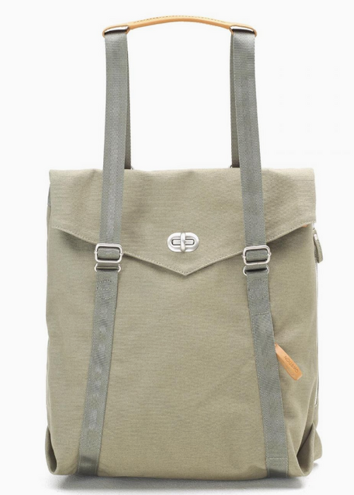 Qwstion Tote V1 Singapore - Tote Organic Sage - the-Expedition.com