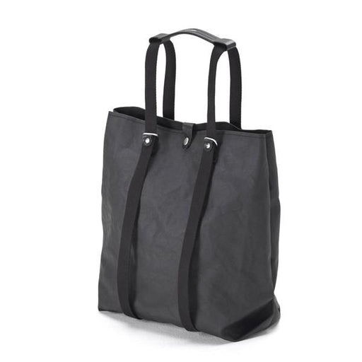 Qwstion Shopper V1 Singapore - Tote Organic Jet Black - the-Expedition.com