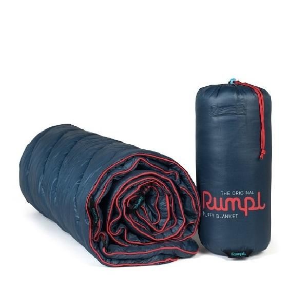 Rumpl Puffy Blanket - Deepwater Blue Singapore - Blanket  - the-Expedition.com