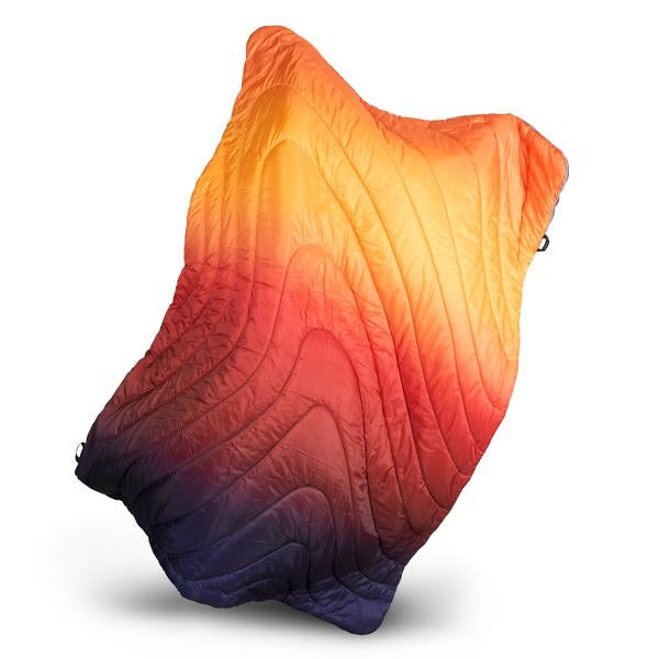 Rumpl Puffy Blanket - Pyro Fade Singapore - Blanket  - the-Expedition.com