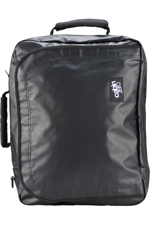 CabinZero Urban Commute 42L Singapore - Backpack Absolute Black - the-Expedition.com
