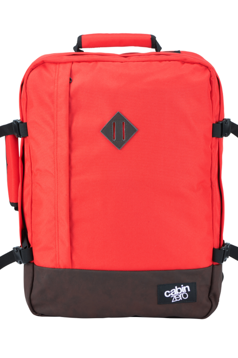 CabinZero 44L Vintage Singapore - Backpack Vintage Mysore Red - the-Expedition.com