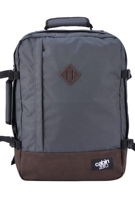 CabinZero 44L Vintage Singapore - Backpack Vintage Original Grey - the-Expedition.com