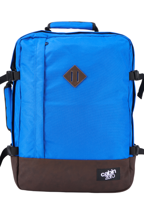 CabinZero 44L Vintage Singapore - Backpack Vintage Royal Blue - the-Expedition.com