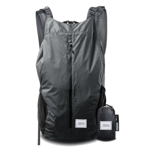 Matador Freerain24 Packable Backpack Singapore - Backpack Grey - the-Expedition.com