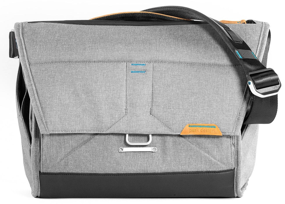 Peak Design The Everyday Messenger 13'' & 15'' Singapore - Messenger Bag Ash 13 - the-Expedition.com