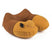 TravelMall 3D Inflatable Neck Pillow Singapore - Travel Pillow Brown - the-Expedition.com