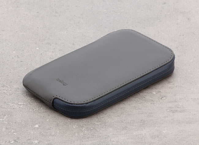 Bellroy Elements Phone Pocket Singapore - Wallet Slate - the-Expedition.com