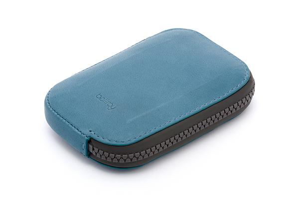 Bellroy All Conditions Wallet Singapore - Wallet Leather / Arctic Blue - the-Expedition.com