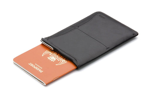 Bellroy Passport Sleeve Singapore - Wallet Black - the-Expedition.com