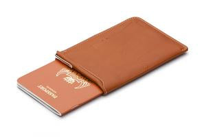 Bellroy Passport Sleeve Singapore - Wallet Caramel - the-Expedition.com