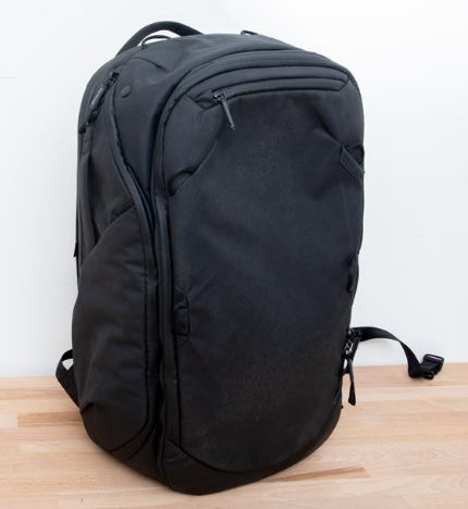 Peak Design Travel Backpack 45L Singapore -  Black - the-Expedition.com