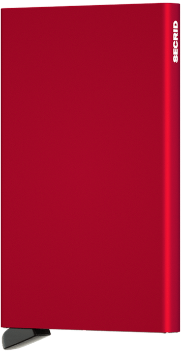 SECRID Card Protector Singapore - Wallet Red - the-Expedition.com