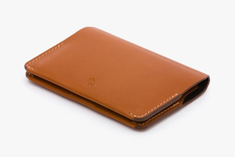 Bellroy Cardholder Singapore - Wallet Caramel - the-Expedition.com