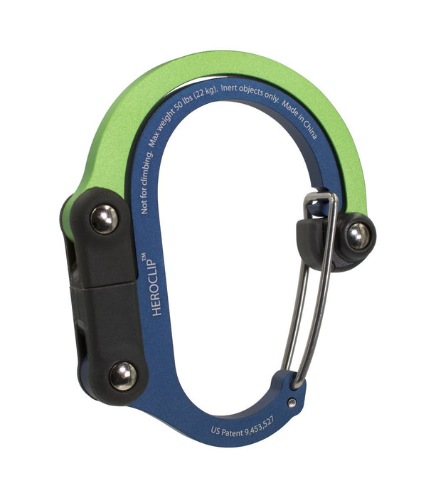 Heroclip Qliplet Singapore - Carabiner Go Seattle - the-Expedition.com