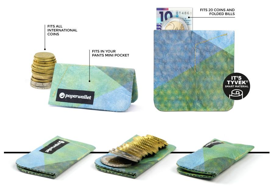 Paperwallet® Magic Coin Pouch Singapore - Wallet  - the-Expedition.com