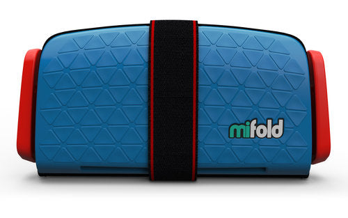 Mifold Booster Seat Singapore - Car Seat Denim Blue - the-Expedition.com