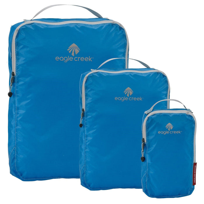 Eagle Creek Pack-It Specter Cube Set Singapore - Packing Cube Brilliant Blue - the-Expedition.com