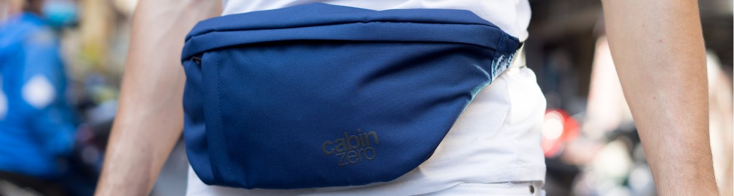 Cabinzero Hip Pack 2L Singapore - Sling Bag  - the-Expedition.com
