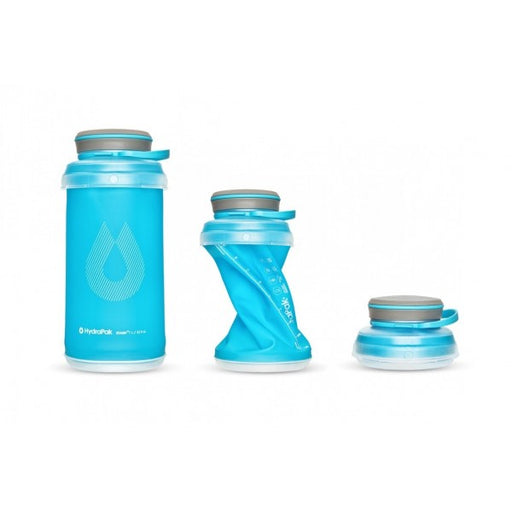 Hydrapak Stash Flexible bottle 750ML & 1 Litre Singapore - Water Bottle  - the-Expedition.com