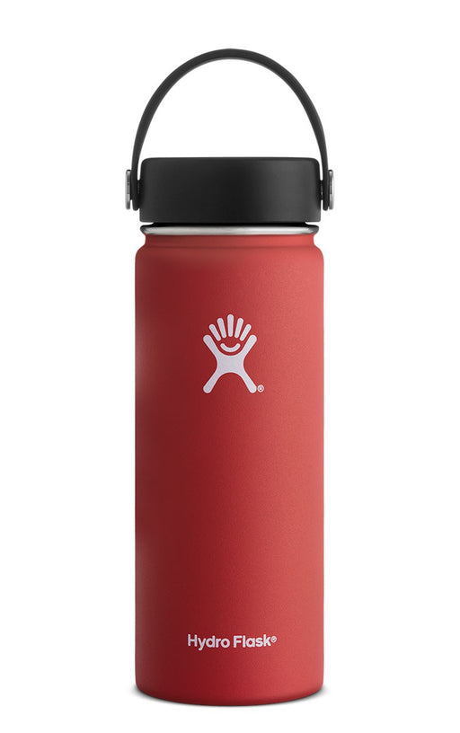 Hydro Flask 18 oz Wide Mouth Bottle Singapore - Water Bottle Lava - the-Expedition.com