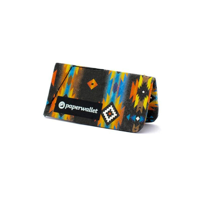 Paperwallet® Magic Coin Pouch Singapore - Wallet Tribal Aztec - the-Expedition.com