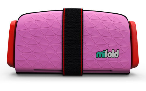 Mifold Booster Seat Singapore - Car Seat Perfect Pink - the-Expedition.com