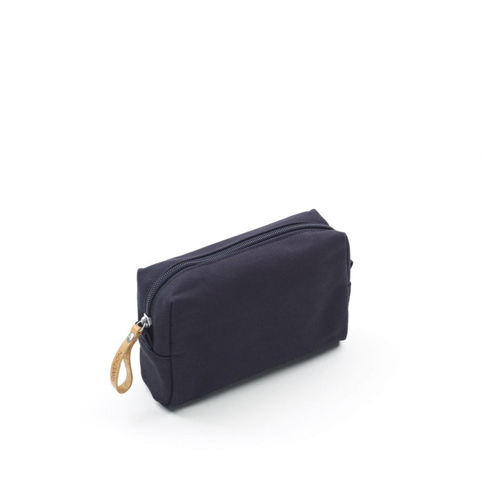 Qwstion Amenity Pouch V1 Singapore - Toiletry Pouch Organic Navy - the-Expedition.com