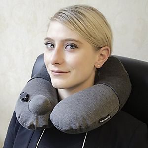 TravelMall 3D Inflatable Neck Pillow Singapore - Travel Pillow  - the-Expedition.com
