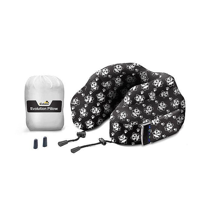Cabeau Memory Foam Evolution Travel Pillow Singapore - Travel Pillow Panda - the-Expedition.com